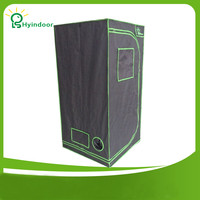 Garden Supplies 80*80*160 (32*32*63 Inches ) Indoor Hydroponics Grow Tent Reflective Mylar Non Toxic Garden Greenhouses