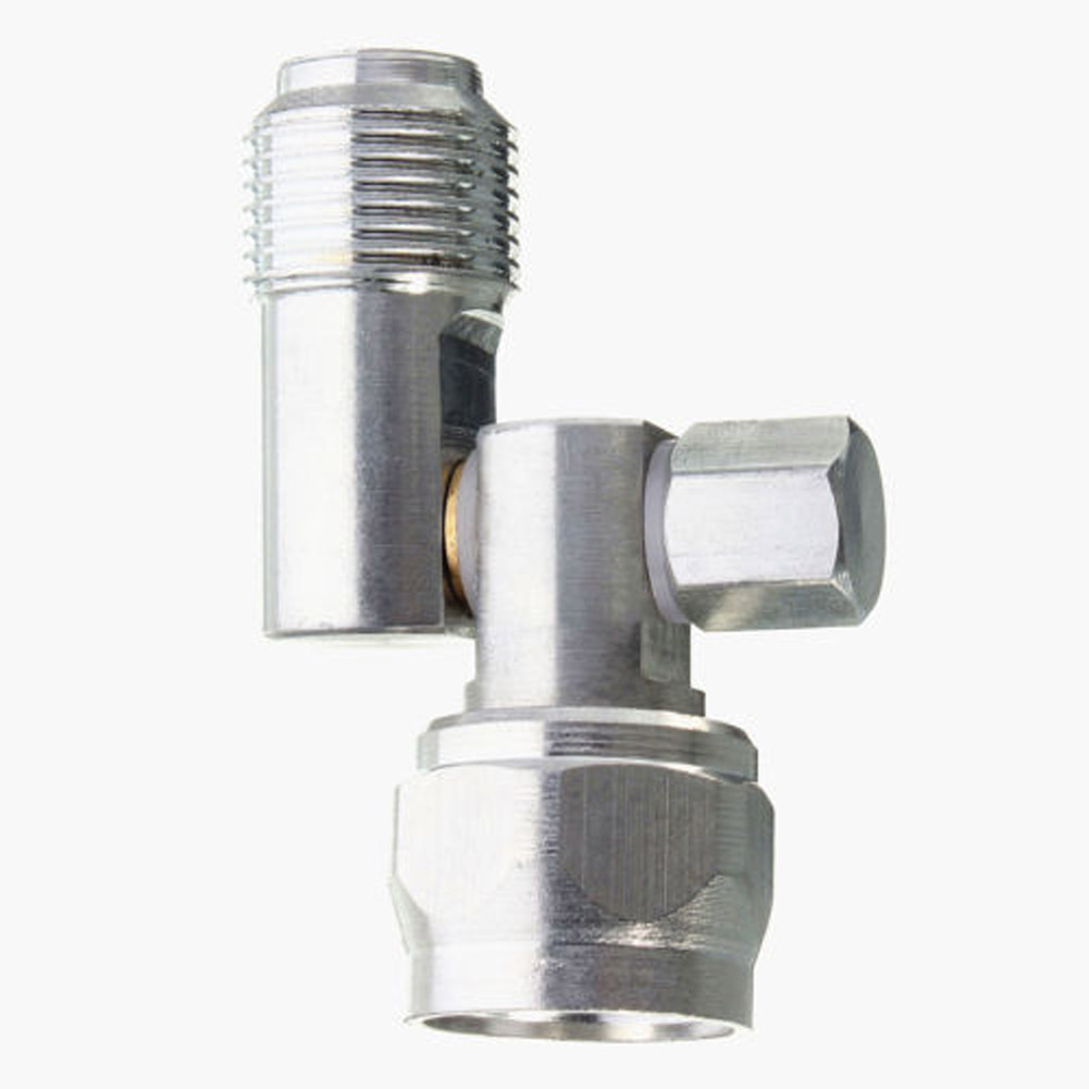 Rotation Multi-angle 7/8 Inch Swivel Joint Adapter for Airless Paint Spray Gun Extensions With Swivel Joint