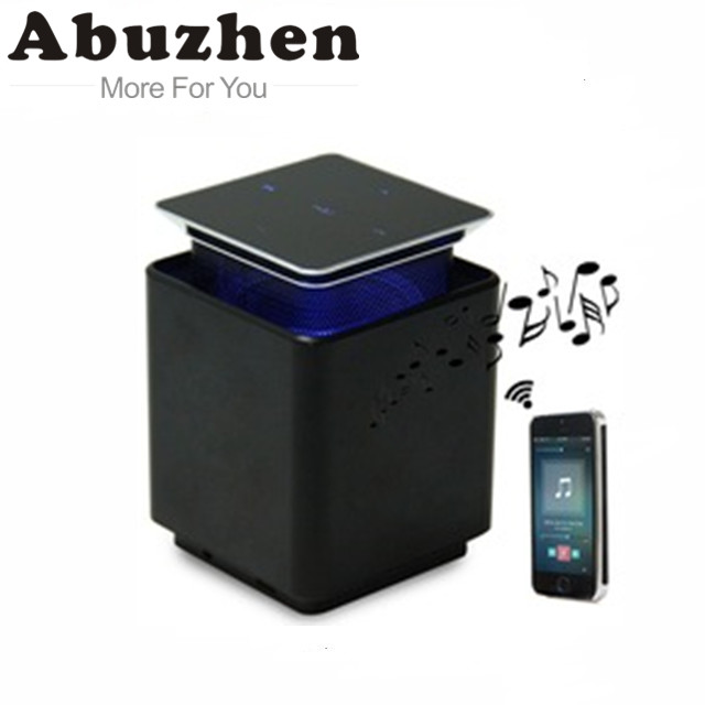Abuzhen Speaker Touch Screen Levitation Mini Wireless Bluetooth Speaker Subwoofer Floati ...