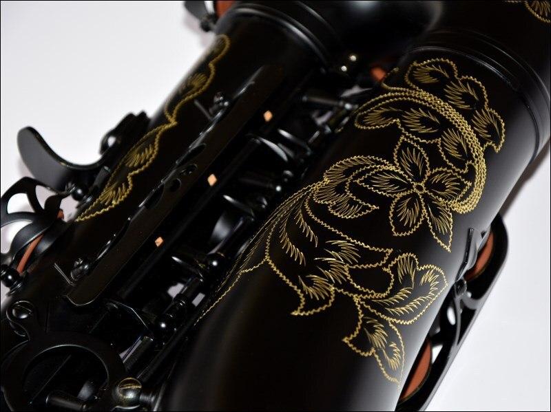 -Бемоль альтсаксофон/OEM 54/E-без каблука альтсаксофон музыкальный жемчуг черный профессиональный доставка