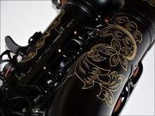 E-flat alto saxophone / Salma 54 / E-flat alto saxophone musical pearl black professional shipping