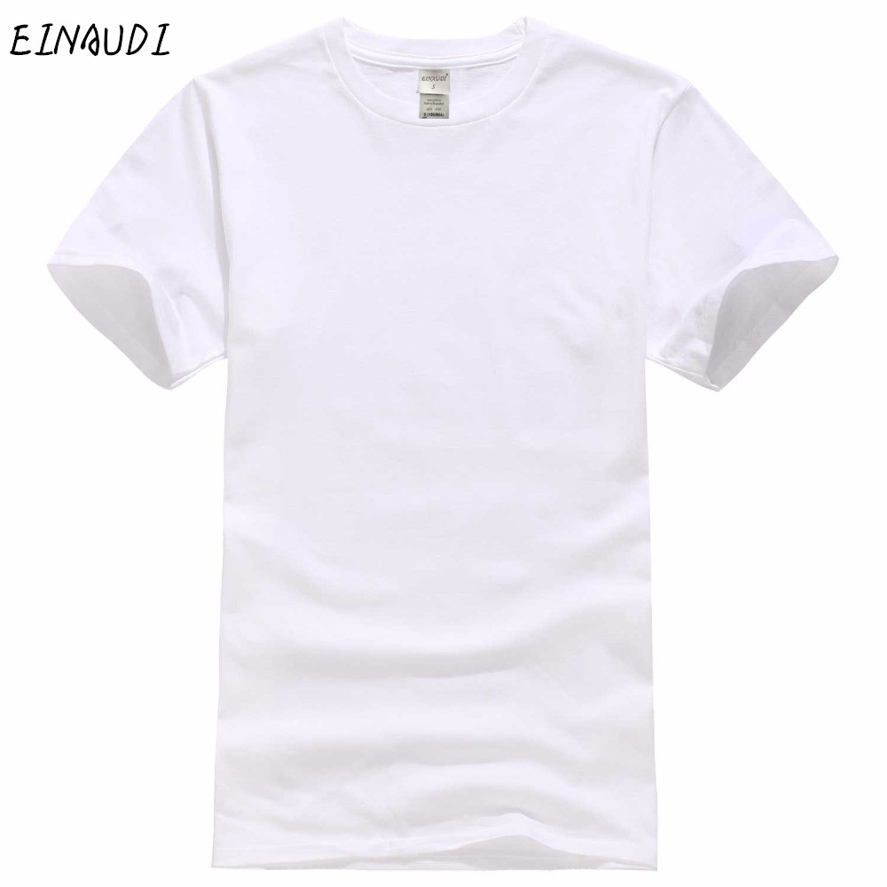 EINAUDI T Shirt Mens 100% cotton T-shirts Tee Tshirt Tops