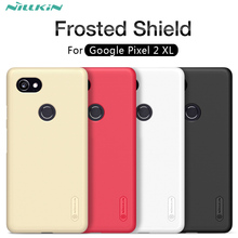 Чехол для Google Pixel 2 XL Nillkin Super Frosted Shield Жесткий Чехол для задней панели для Google Pixel 2 XL