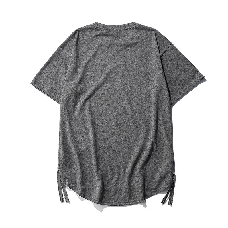 2018 kısa kollu T-shirt erkek Avrupa ve Amerika Birleşik Devletleri - Erkek Giyim - Fotoğraf 6