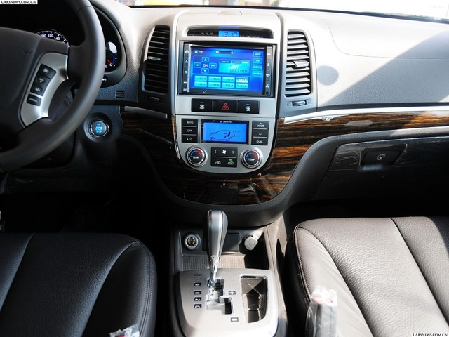 RAM 2GB HD Android 7.1 Fit Hyundai SANTA FE 2006-2012 CAR DVD player Multimedia Navigation GPS NAVI Radio AUDIO STEREO HEAD UNIT