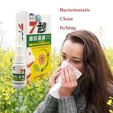 Назальные спреи хронических ринит синусит спрей Китайская традиционная медицинские травы спрей лечение ринита нос здравоохранения
