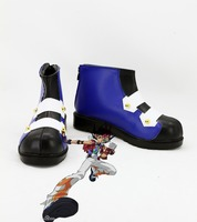 New Male Female Costumes Customize COSPLAY Duel Monsters Zexal Tsukumo Yuma Yuma Tsukumo Customized Shoes Boots