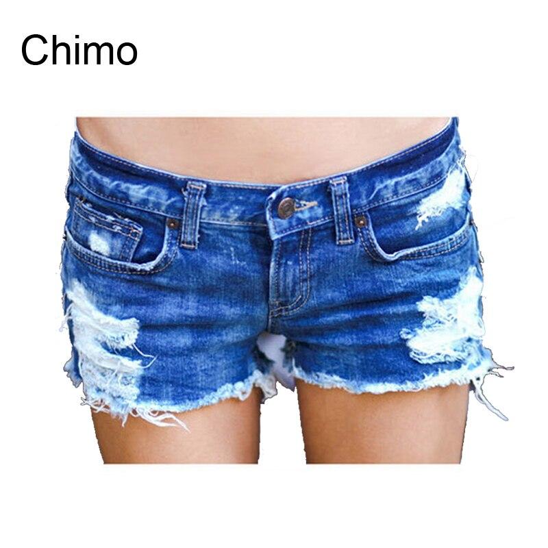 Aliexpress.com : Buy 2016 Summer Fashion Women Short Jeans Ladies ...