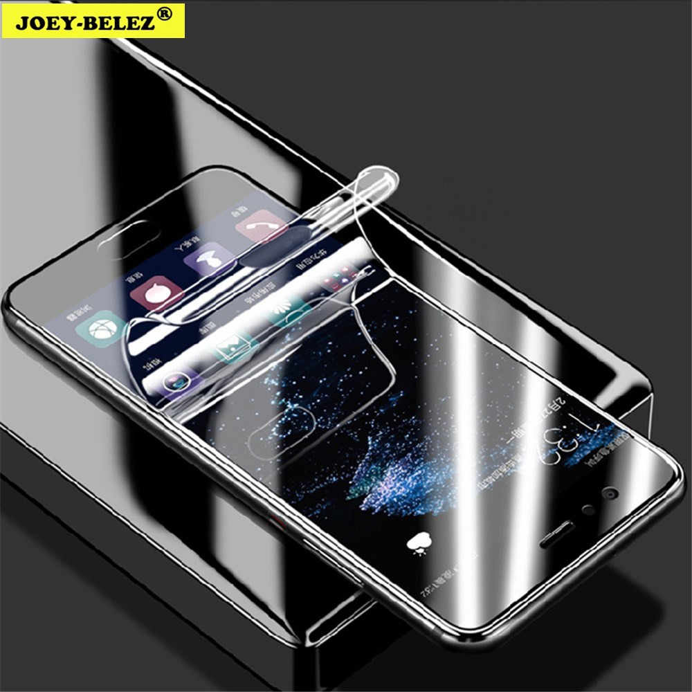 3D Full Cover Hydrogel Film For Samsung Galaxy A6 A8 Plus 2018 A3 A5 A7 2017 2016 J5 J7 Prime Soft Screen Protector ( Not Glass)