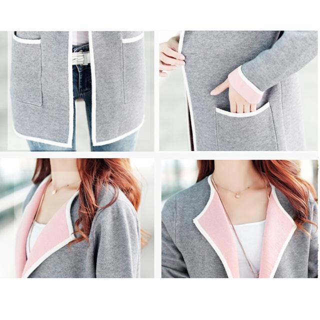 Women's Oversize Warm Jacket