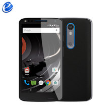 "Unlocked Original Motorola DROID turbo 2 XT1585 Mobile Phone 3GB RAM 32GB/64GB ROM 5.4"" touch 21MP Camera 4G WIFI GPS cellphone(China)"