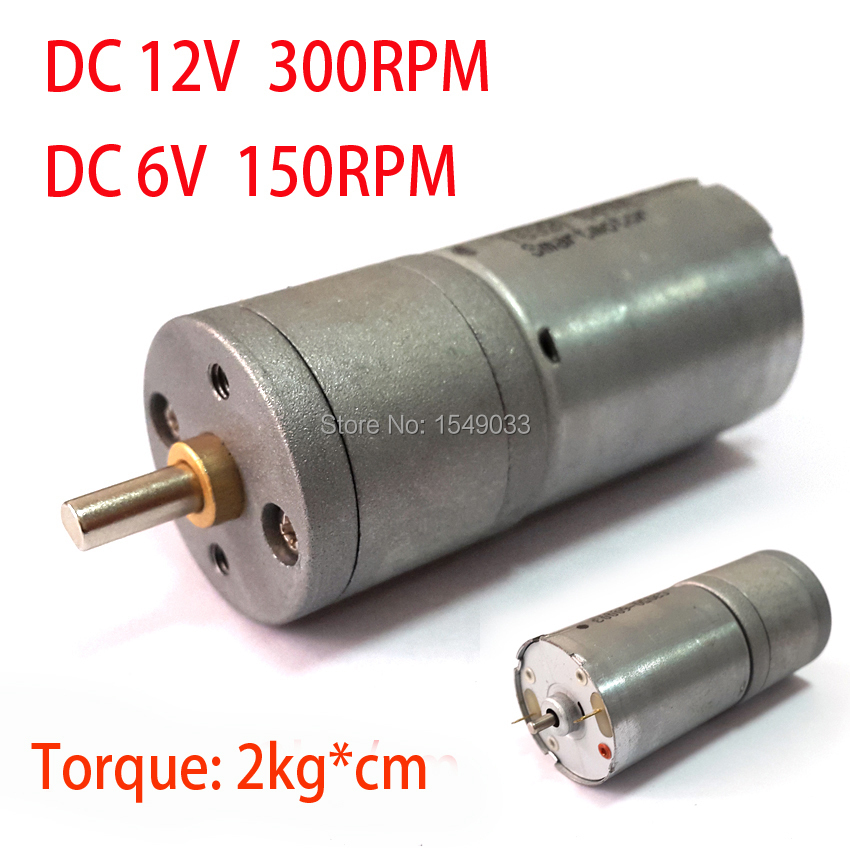 free shipping new dc 12v 300rpm motor powerful high torque gear box motor 12v dc gearmotors 12v dc metal gear reducer motor high torque dc gear box motor new arrival