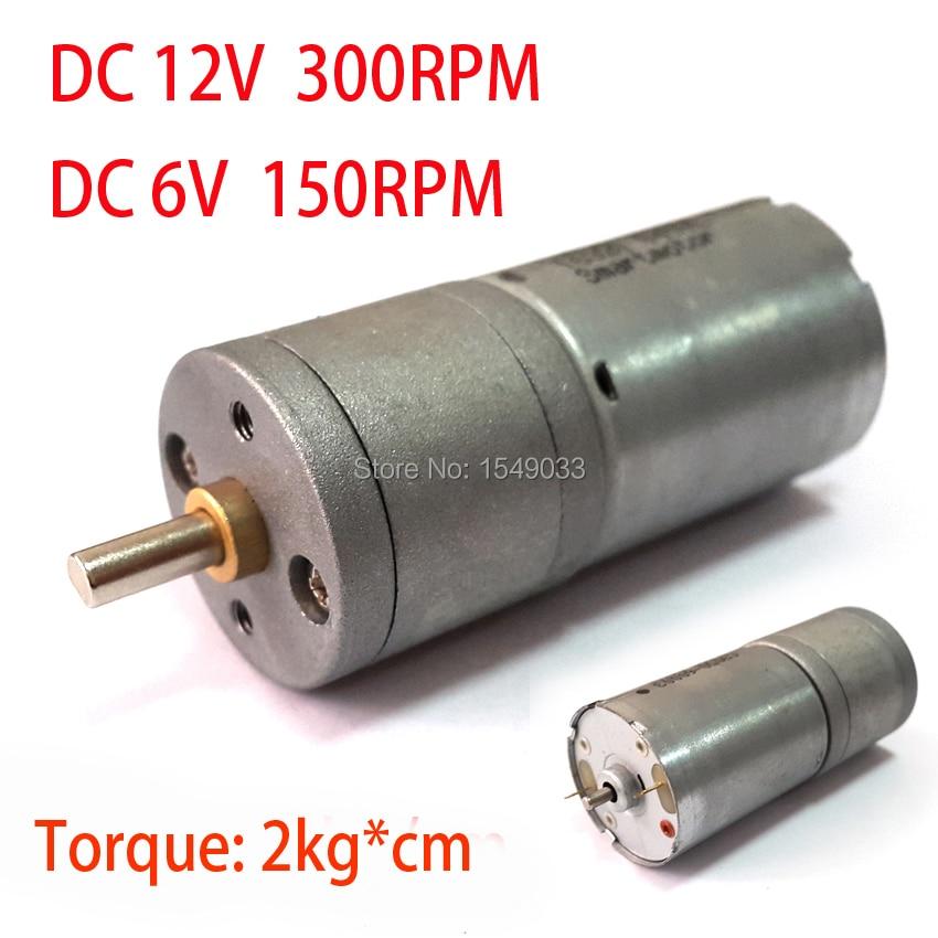 free shipping new dc 12v 300rpm motor powerful high torque gear box motor 12v dc gearmotors