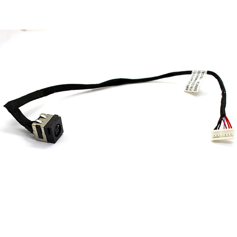 New Original Laptop DC Power Jack Cable Fir For Dell Inspiron 15 7000 7557 7559 new dc power jack socket connector wire harness for laptop dell inspiron 15 3558 5455 5000 5555 5575 5755 5758
