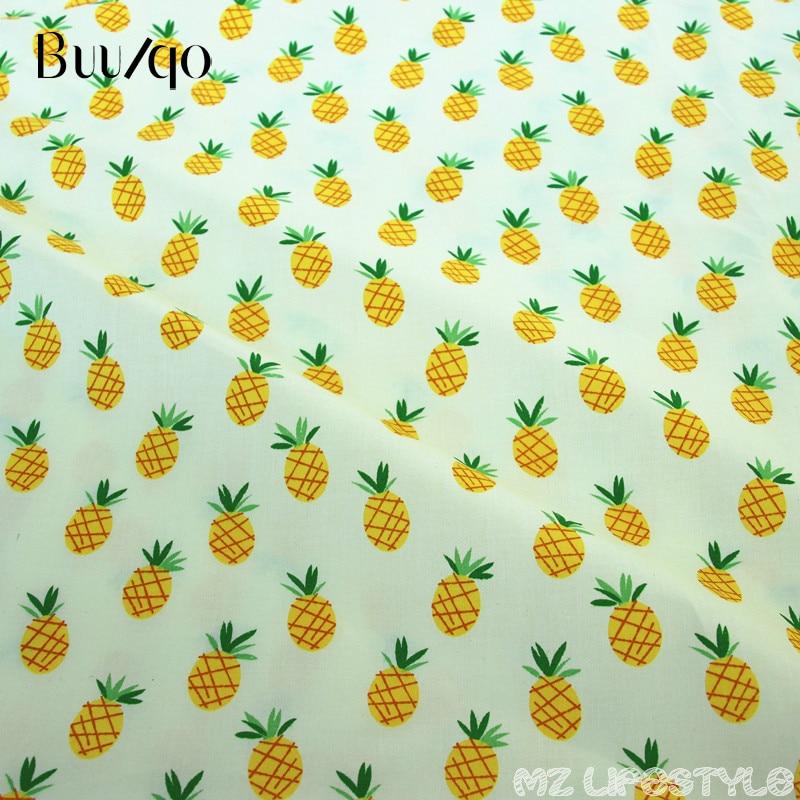 Buulqo 50cmX160cm fruit paradise patrón de dibujos animados 100% - Artes, artesanía y costura - foto 4