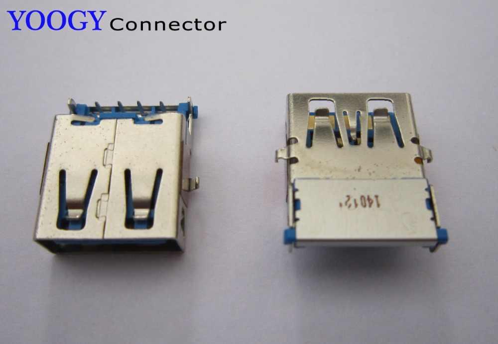 מחשב נייד USB3.0 כושר שקע עבור Toshiba P845 לווין L830 L840 L845 L840D C805D סדרת האם נקבה usb 3.0 מחבר