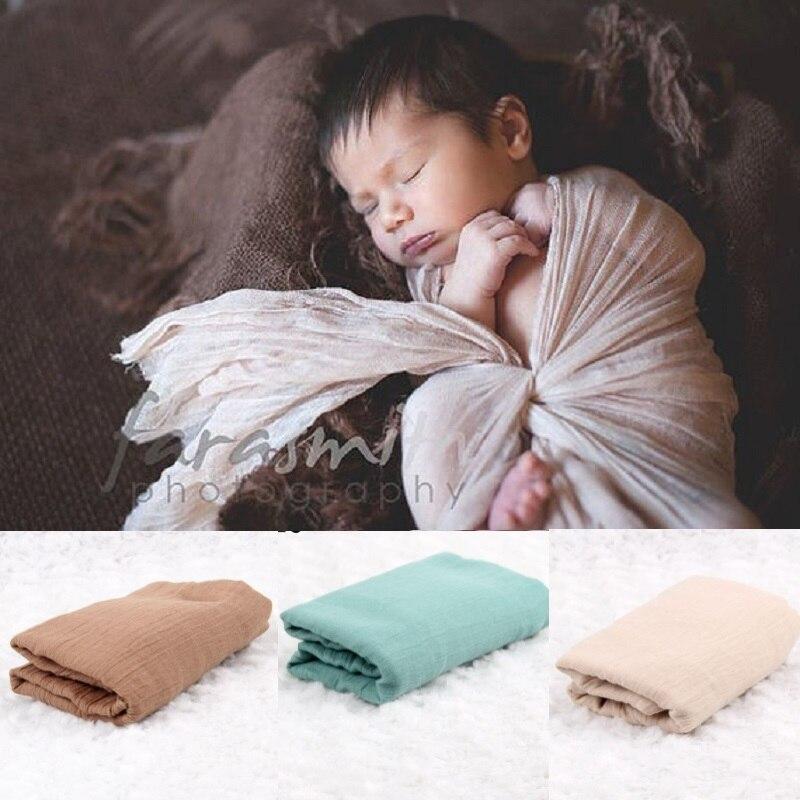 160*100cm Dot Baby Infant Swaddle Blanket Newborn Fotografia Hammock Swaddle Wrap Newborn Photography Props Blanket Sleeping Bag Mother & Kids