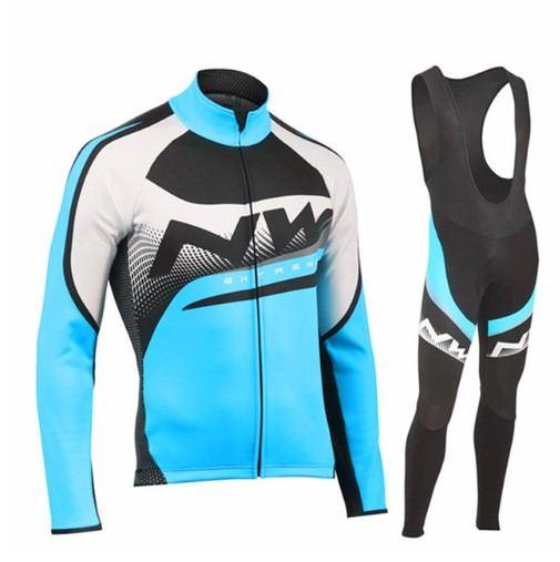Northwave NW 2018 Pro team Cycling Clothes men s long sleeve Jersey suit  Breathable autumn outdoor riding bike MTB clothing set 3f2ceabdc
