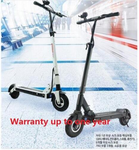 RUIMA mini 4 pro versión impermeable 2018 36 v batería y 48 v batería Panasonic BLDC cubo scooter Eléctrico