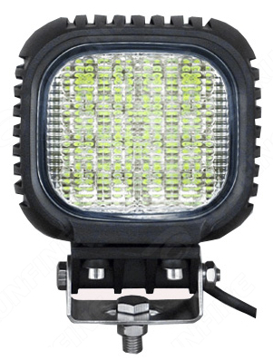 5.0 inch 48W LED Work Light 12V~30V DC LED Driving Offroad Light For Boat Truck Trailer SUV ATV LED Fog Light Waterproof 1pcs 120w 12 12v 24v led light bar spot flood combo beam led work light offroad led driving lamp for suv atv utv wagon 4wd 4x4