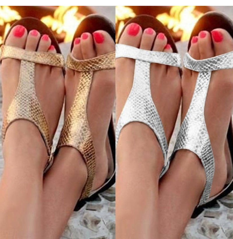 HTB1Diw8borrK1RkSne1q6ArVVXa7 Summer Shoes Woman Sandals 2019 Fashion Open Toe Beach Gladiator Sandals Women Rome Casual Flat Sandals Sapato Feminino