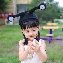 oZyc Lovely Baby Cartoon Hat Boys Girls Cute Knitted Hat Kid Winter Cap child Warm Wool