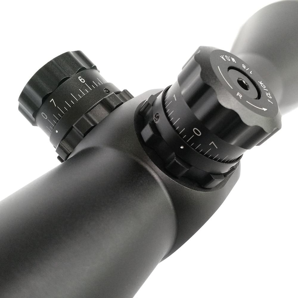 Tiro de caza 4-50 x75 largo alcance 35 mm alcance del rifle de tubo - Caza - foto 4