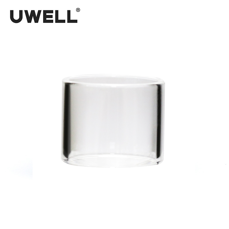UWELL Whirl 22 Kit Replacement Glass Tube 2ml/3.5ml Capacity E-Cigarette Vape Tank Accessories for Whirl 22 Kit Atomizer