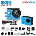 Novo! H9se Ultra Full HD Wi-fi 1080 P 2.0 LCD de Vídeo Esporte DV h9 4 K Câmeras de Ação SJ Cam Capacete à prova d' água Debaixo D' Água 4000 pro styl