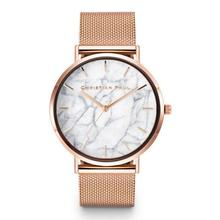Womens Clock Ladies dress watch Simple Stylish Marble Dial Watches Men Women Slim Leather Analog Classic Casual Wrist Watch