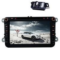 HOT SALE 8inch Car Stereo Headunit GPS Navigation FOR VW GOLF JETTA TOURAN EOS PASSAT CC
