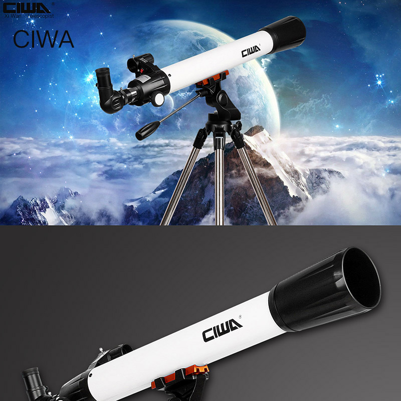 Ciwa profissional ao ar livre telescópio astronômico