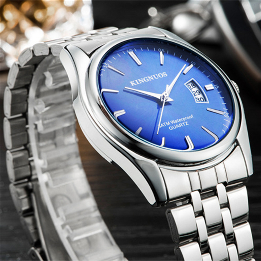 New 2017 Fashion Quartz Watch Men Watches Top Luxury Brand Famous Male Clock Wrist Watch For Men Hodinky Hours Relogio Masculino kingnuos new quartz watch men watches top luxury brand male clock stainless steel wrist watch for men hodinky relogio masculino
