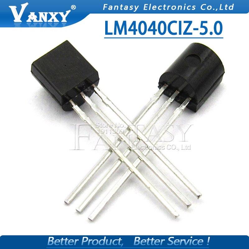 5pcs LM4040CIZ-5.0 TO-92 LM4040CIZ TO92 LM4040 LM4040-5.0