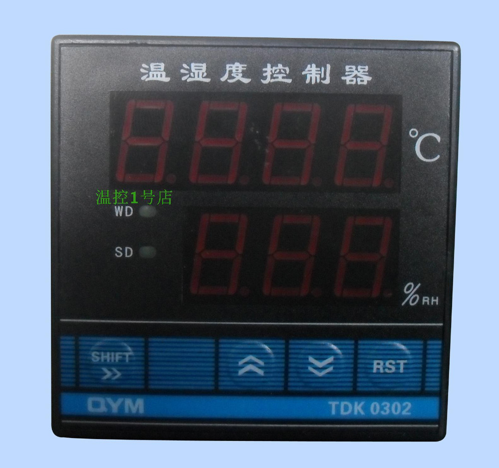 Zhejiang four-dimensional temperature and humidity control incubator TDK0302 constant temperature and humidity control device c lin tdk0302 temperature and humidity control with sensor intelligent ac220v