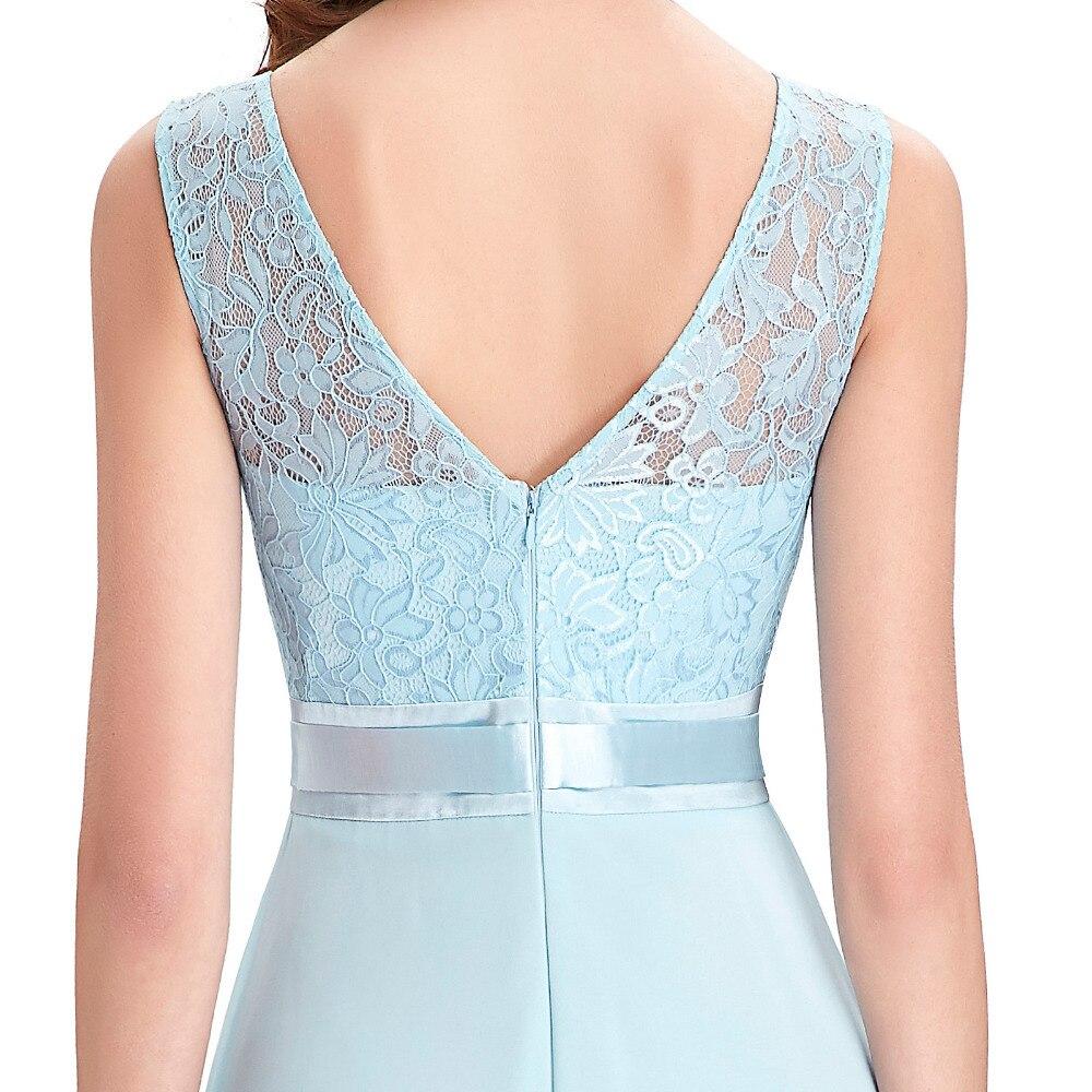 новинка 2017 года бренды дамы вечерние платья длинные дизайнерские вечерние платья голубой шифон платье кружева абая торжественные платья 0164
