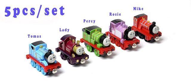 Tienda Online Thomas y los amigos-Diecast metal tren Thomas señora ...