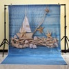 New Arrive Hot Sale Free Shipping Newborn Vinyl Photo Backdrops Photo Studio Computer Painted Baby Background
