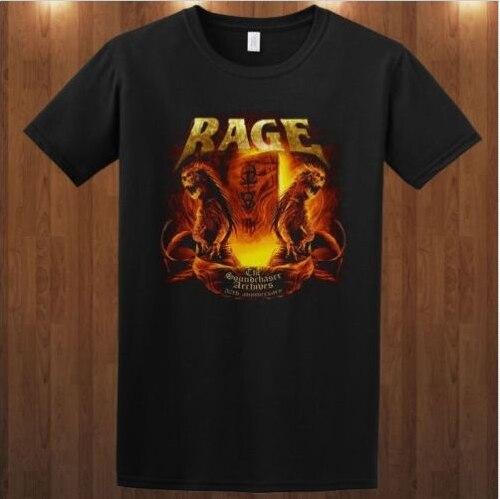 Rage Tee Heavy Metal Band Blind Guardian Soundchaser S M L Xl 2Xl 3Xl T Shirt