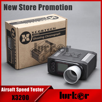 XCORTECT X3200 Shooting Chronograph Speed Tester For Airsoft Air BB Gun