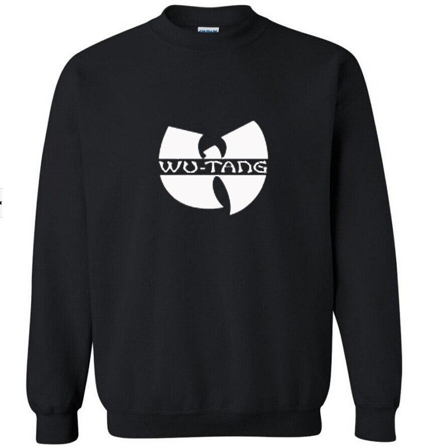 New font b Men s b font long sleeve Wu Tang T font b shirt b