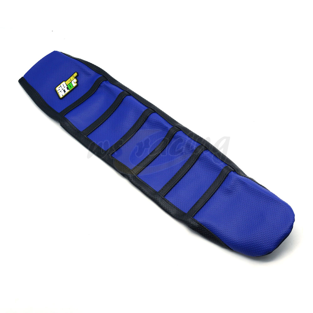 Pro Rib Ribbed Motorcycle Soft-Girp Gripper Rubber Soft Seat Cover For YAMAHA YZF250 YZ250F 06-09 YZF450 YZ450F 06 07 08 09