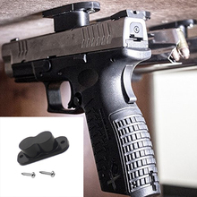 1PCS Magnetic Concealed Gun Pistol Holster Table Under the Door Magnet Rifle Hunting Accessories