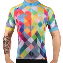 Fualrny Pro Cycling Jersey 2017 Pro Team MTB Downhill Jersey Breathable Quick-dry Road Bike Bicycle Jersey Men Cycling Clothing