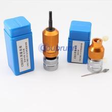 Инжектор Common rail сопло электромагнитного клапана арматура Лифт путешествия измерительное сиденье инструмент для BOSSCH серии 110 или 120