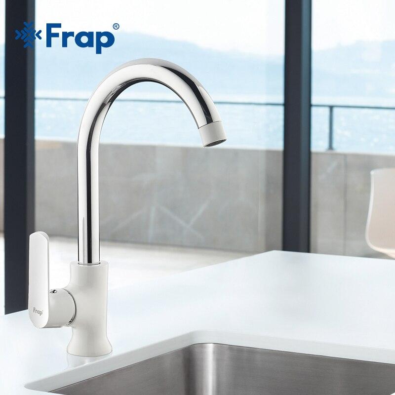 FRAP recién llegados estilo de moda moderno latón cocina grifo opcional 3 de rotación de 360 grados torneira cozinha mezclador F4031
