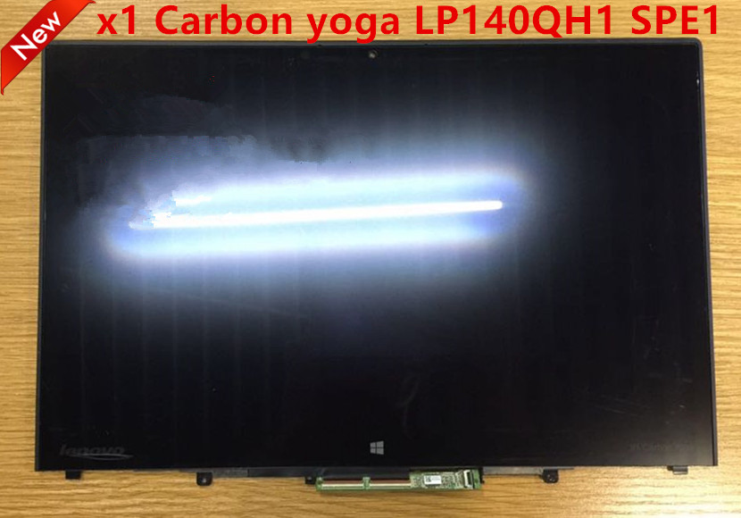 THINKPAD for Lenovo x1 Carbon yoga LP140QH1 SPE1 touch LCD screen assembly