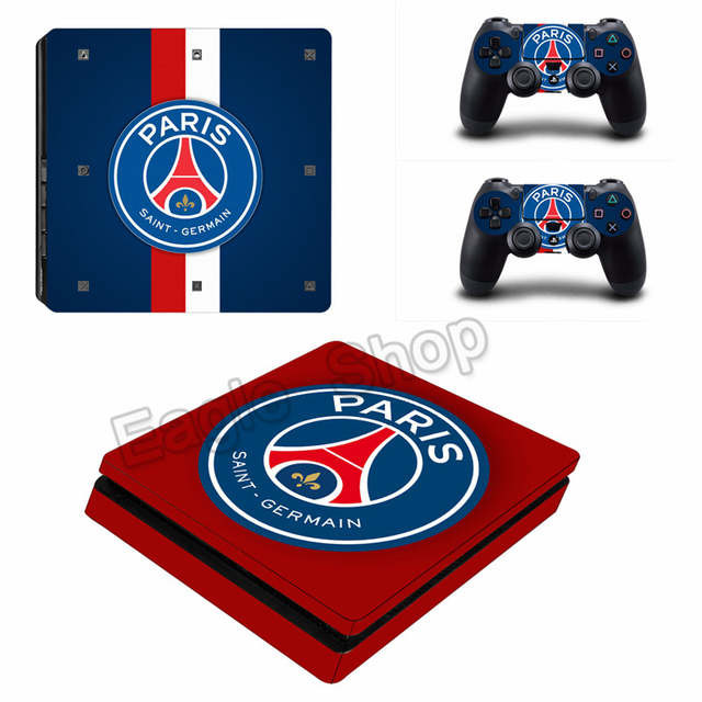 Online Shop Psg Football Team Paris Saint Germain For Ps4 Slim Console Stickers Olympique De Marseille Skin Decals Protector Film Aliexpress Mobile En Title