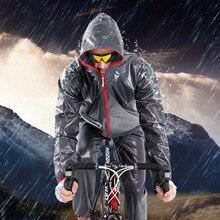 raincoat poncho fission suit