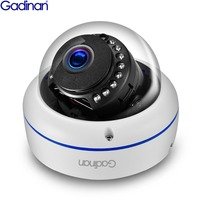 GADINAN H.265/H.264 HD 3MP SONY IMX323 1080P 960P 720P IP Camera Onvif 2.0MP IP66 Dome Metal Network Night Vision IR Cut Camera